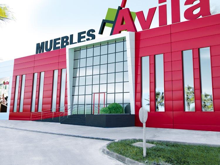 fachada comercial